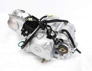 画像2: セル付遠心クラッチ90ccエンジンキット