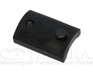 画像1: モンキー Z50M用 タンクリアパッド