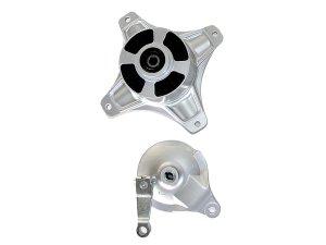 画像1: ダックス用 ドラムブレーキ 4本スポークリアハブ