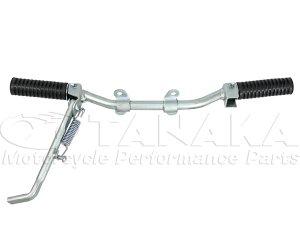 画像1: モンキーZ50 MINI TRAIL K1,K2 ステップバー サイドスタンドセット