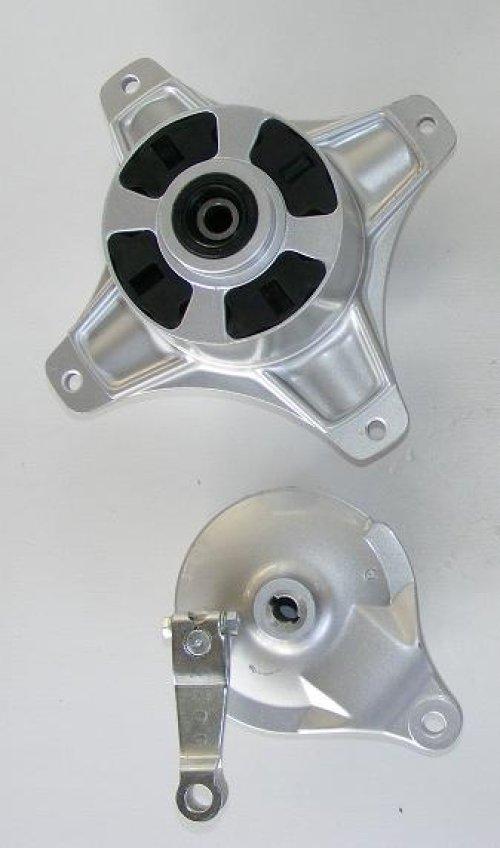 その他の写真1: ダックス用 ドラムブレーキ 4本スポークリアハブ