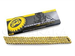 画像1: SFR製チェーン 420-98L ゴールドカラー