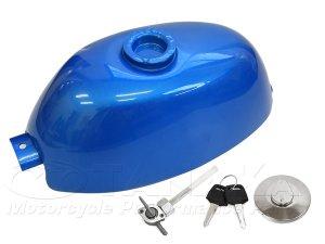 画像1: Z50A型モンキー用 タンク メタリックブルー