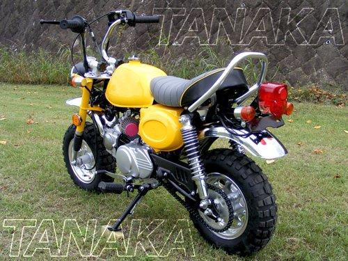 その他の写真2: キットバイクTYPE-TL・イエロー50ccエンジン搭載