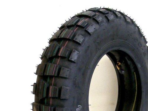 その他の写真1: モンキー純正タイプブロックタイヤ 3.50-8