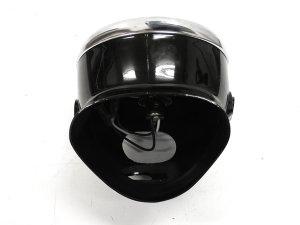 画像2: 初期型ダックス シャリィタイプヘッドライト ブラック・スモーク