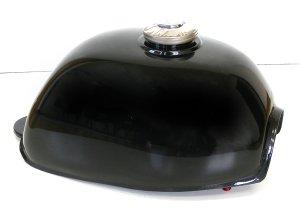 画像1: モンキー用 FIタイプタンク ブラック