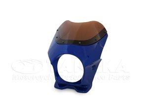 画像1: モンキー エイプ用 ビキニカウル ディープパープリッシュブルー