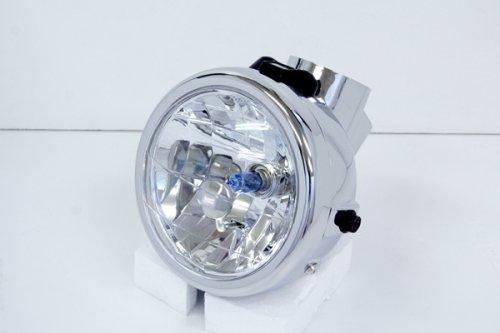 その他の写真1: モンキー用 マルチカットリフレクターヘッドライトセット