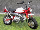 予約☆50ccエンジン搭載 キットバイクTYPE-TL・ホワイト・レッド
