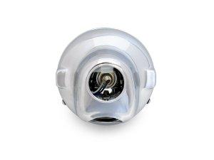 画像2: 汎用 マルチリフレクターヘッドライト メッキ・ピンク
