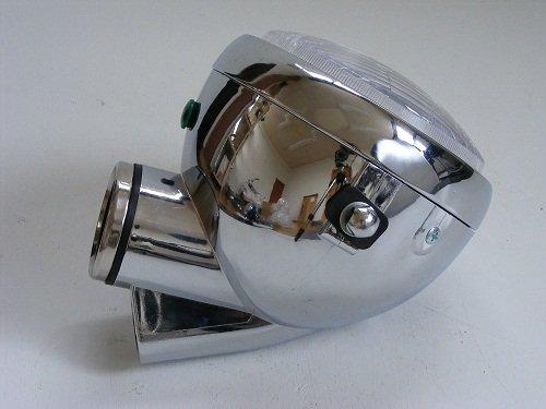 その他の写真3: モンキー用 5Lタイプヘッドライトセット  メッキ