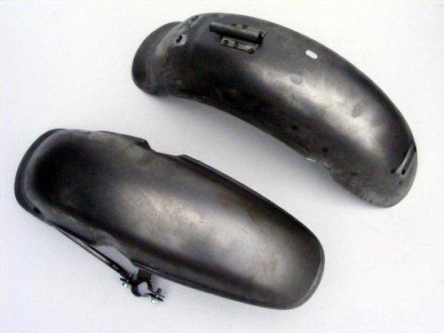 その他の写真2: 初期型シャリィタイプ 鉄カブトフェンダー タイプ2 未塗装 前後セット